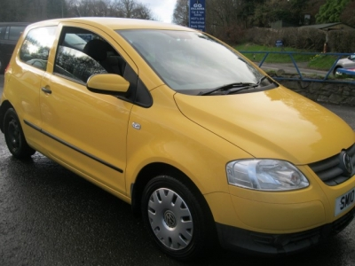 VOLKSWAGON FOX FOR SALE FLINTSHIRE