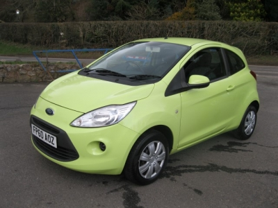 FORD KA FOR SALE HOLYWELL
