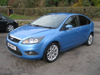 FORD FOCUS FOR SALE DENBIGH